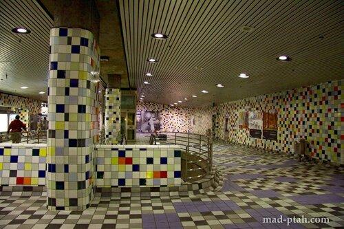 лос-анджелес, метро, сша