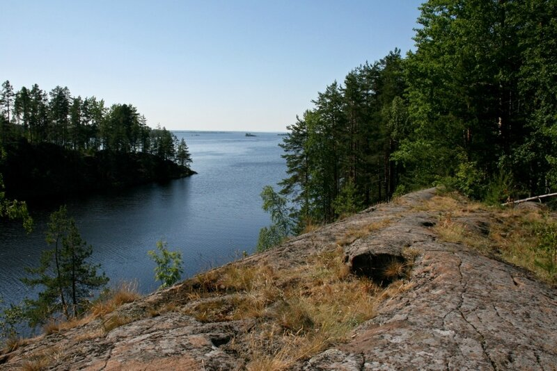 Острова Онежского озера