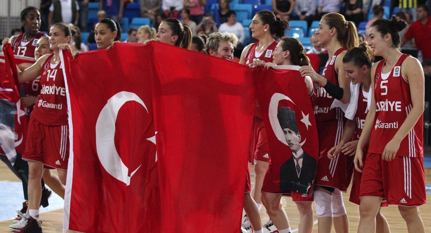 Евробаскет-2017. Турция выбралаРФ своим партнером натурнире