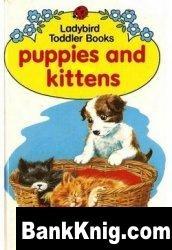 Книга Puppies and kittens pdf 7Мб