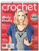 Журнал Crochet Today №11-12 2010 jpg 38Мб