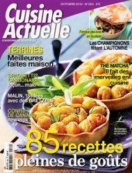 Журнал Cuisine Actuelle №262 2012