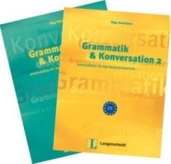 Книга Grammatik und Konversation 1 & 2: Arbeitsblätter für den Deutschunterricht