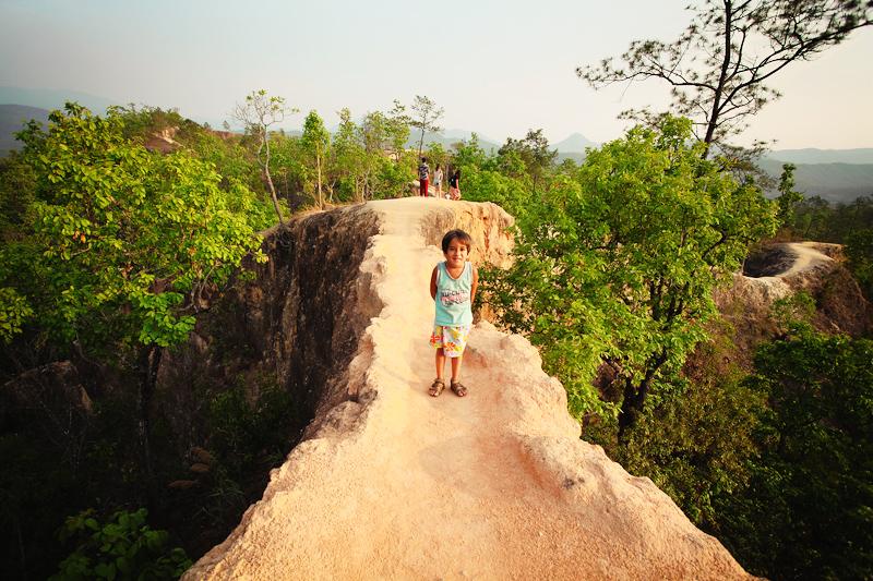 Большое азиатское приключение маленького путешественника