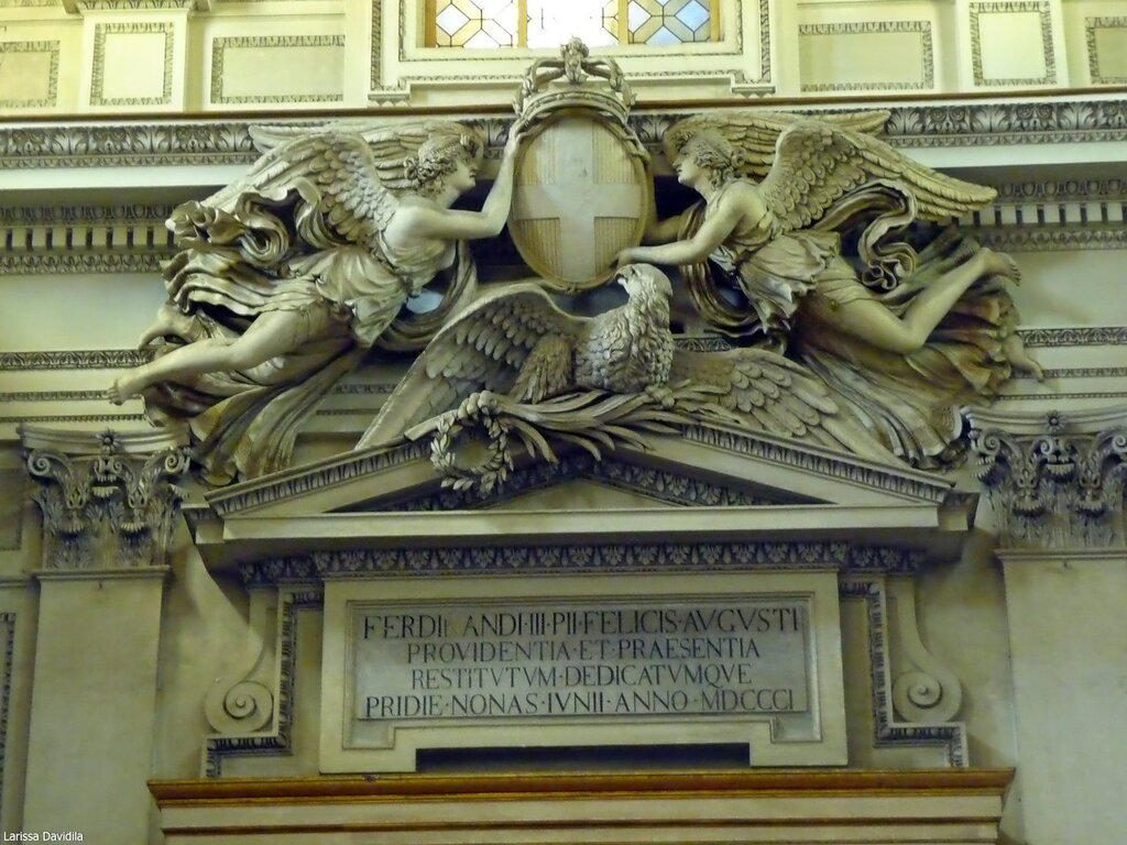 Фрагмент собора.