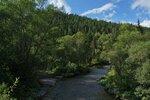Место впадения речки Портал в Аскиз
