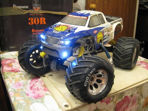 kyosho mad force 1/8