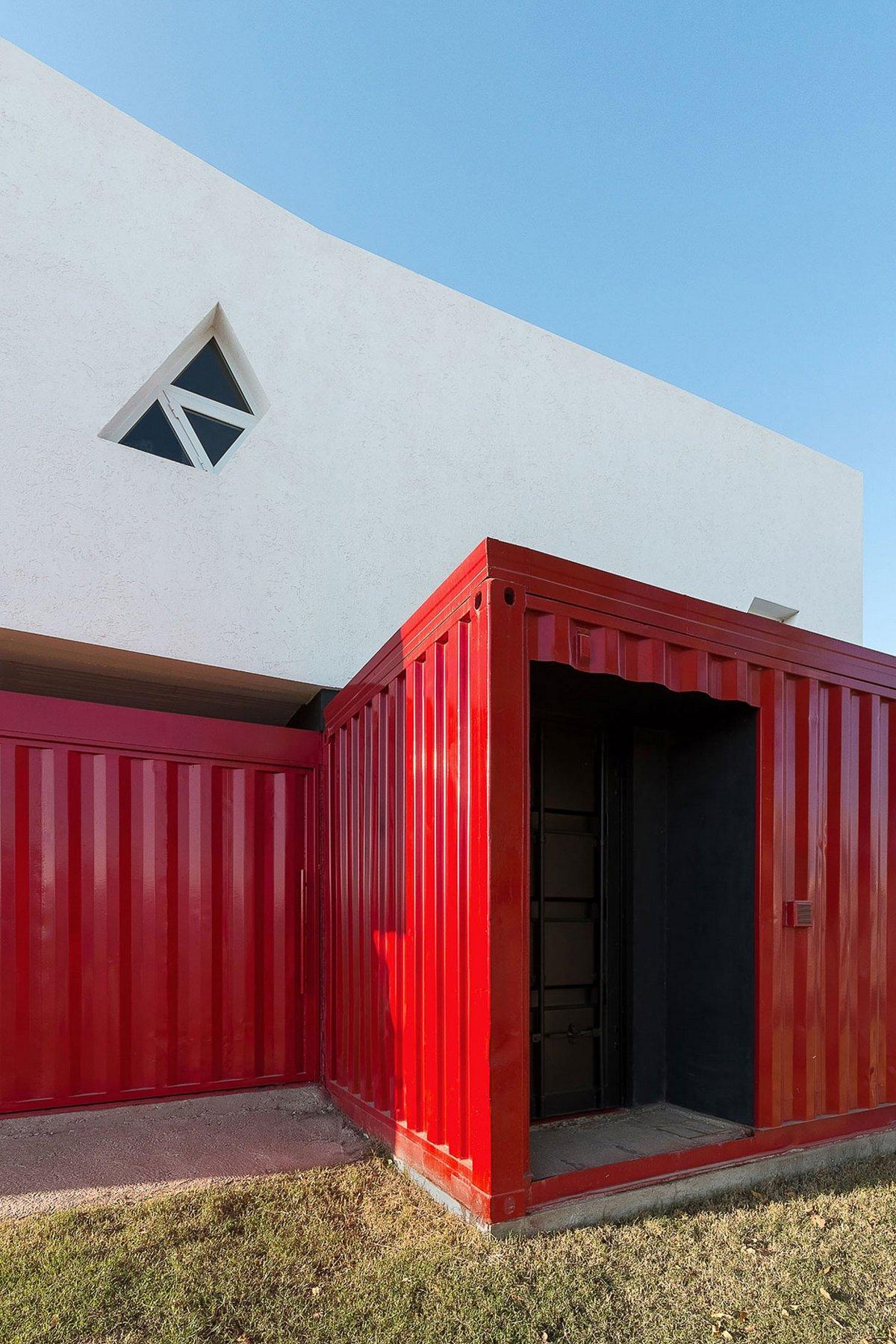 Jose Schreiber Arquitecto, Container House, частный дом в Аргентине обзор, дома из морских контейнеров, дом из контейнеров, частные дома в Аргентине