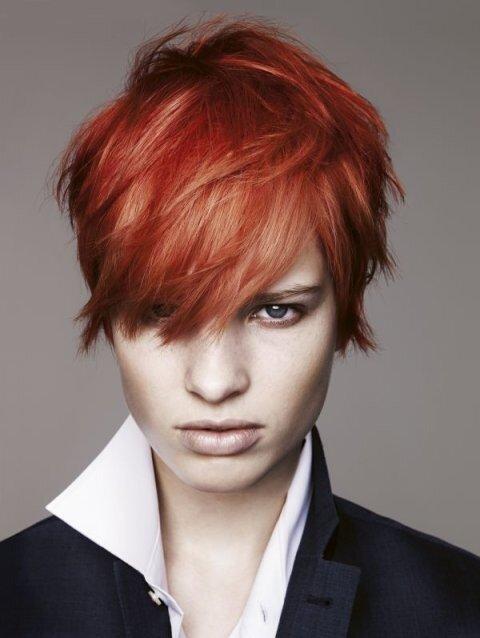 колорирование на короткие волосы фото | Фотоархив: http://photo.bigbo.ru/?p=12127