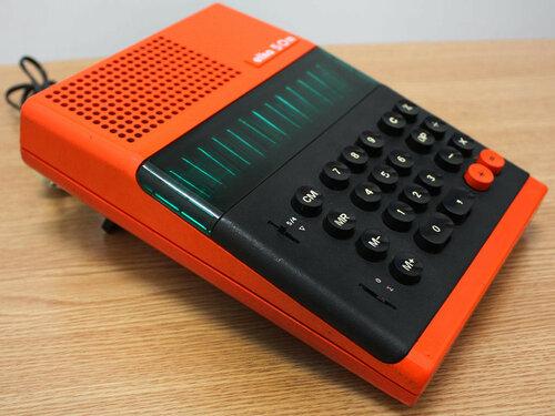 """Микрокалькулятор """"Elka 50M"""" (и другие модели Elka 53, 45 Г, 43 С, 99). 0_14caf1_df653669_L"""