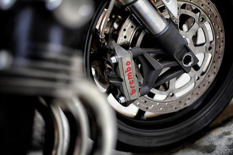 Toy Custom Motorcycles: Стритфайтер Honda CBX1000