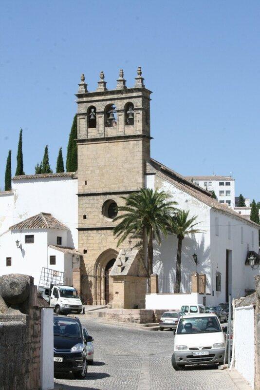 Ронда, церковь Padre Jesús