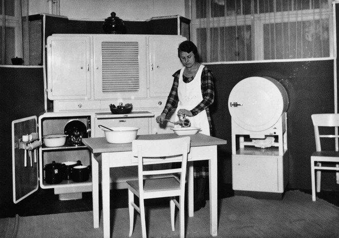 Первый холодильник Bosch