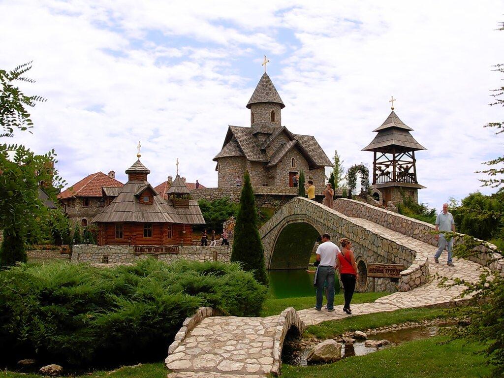Монастырь Святого Николая
