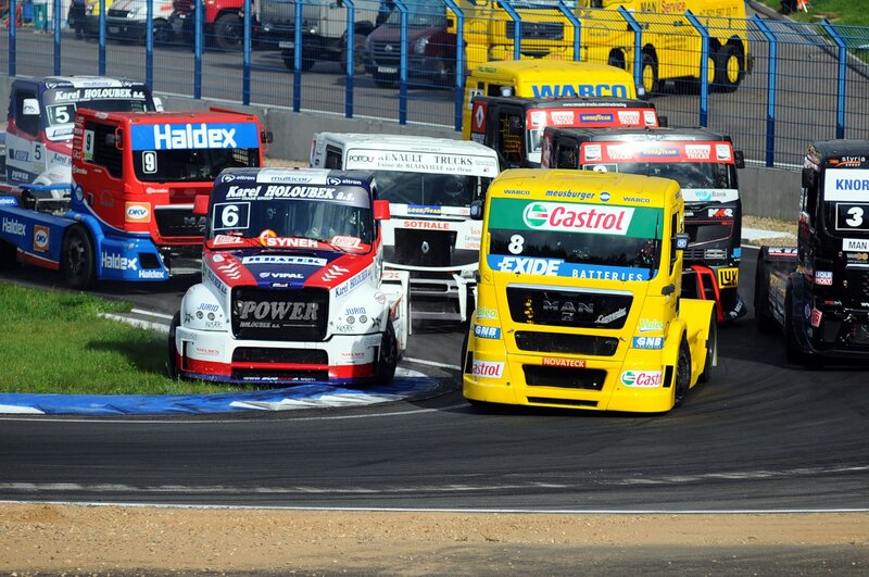 Truck Battle Russia 2011
