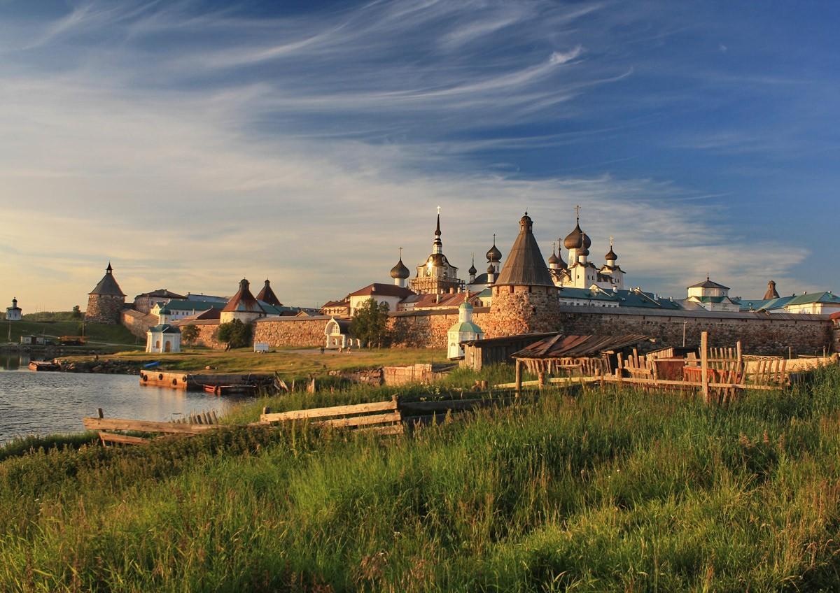 Соловецкий монастырь: aramis7 — LiveJournal
