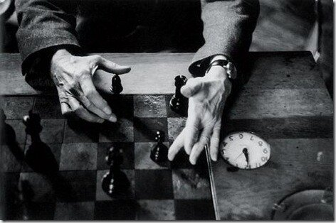 Paul Strand, Hands Georges Braque