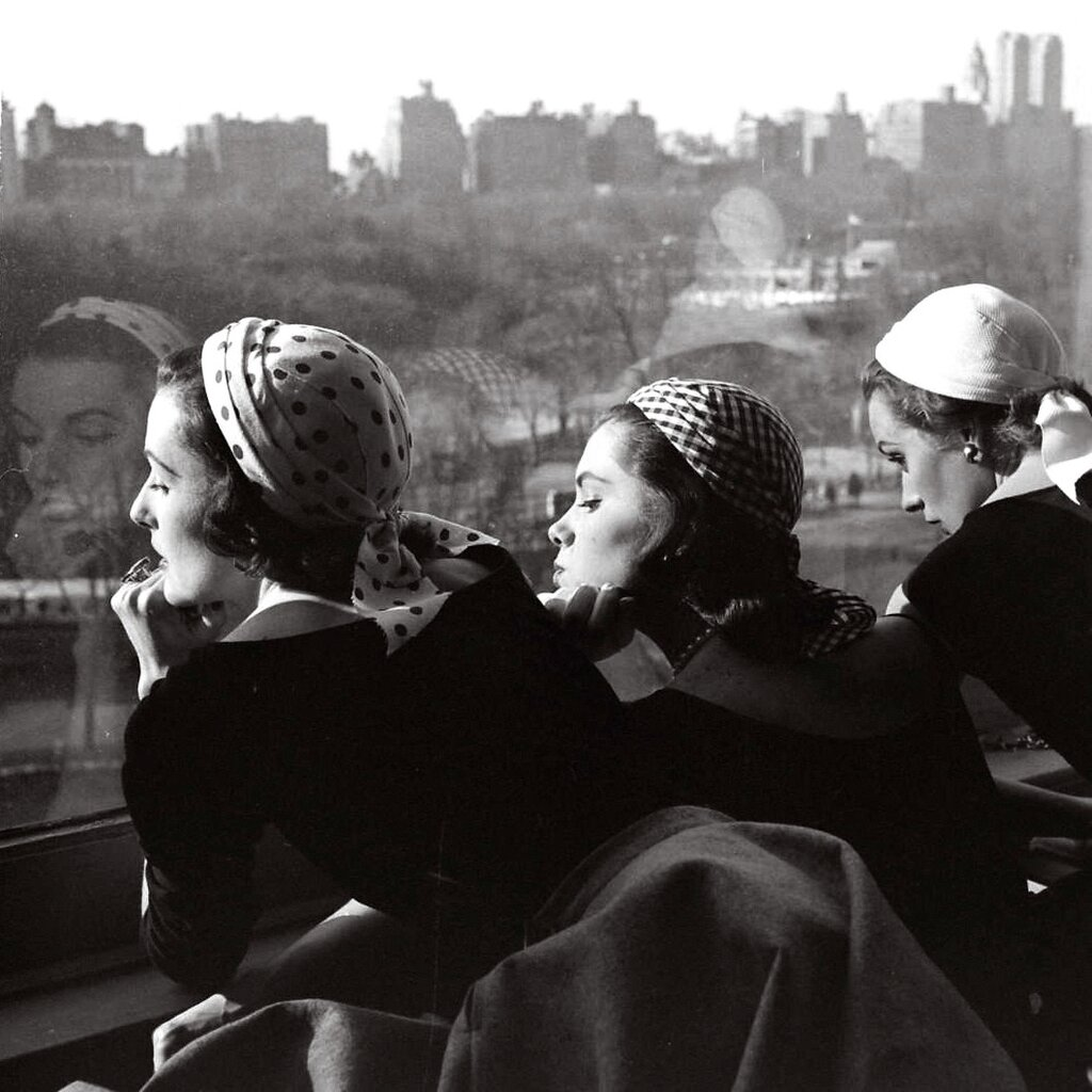 by Gordon Parks,LIFE  (1952)