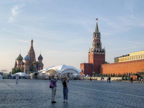 Красная площадь 2011