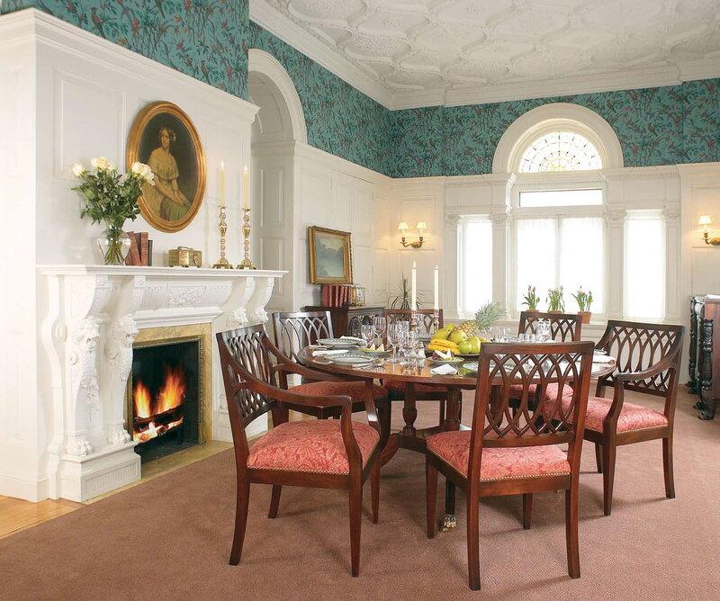 Stickley – мебель, выполненная по традиционной технологии, и интерьеры в колониальном стиле (США)
