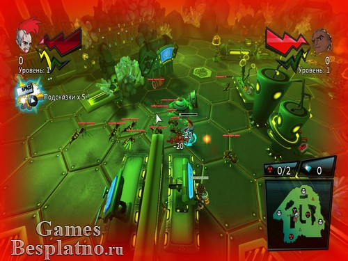 ZAMB! Biomutant Extermination (русская версия)