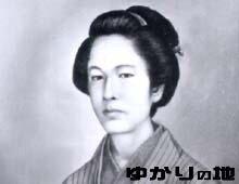 Накано Такэко - женщина-самурай.