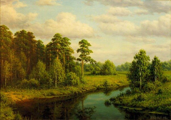 На тему зимний лес в фото и рисунках
