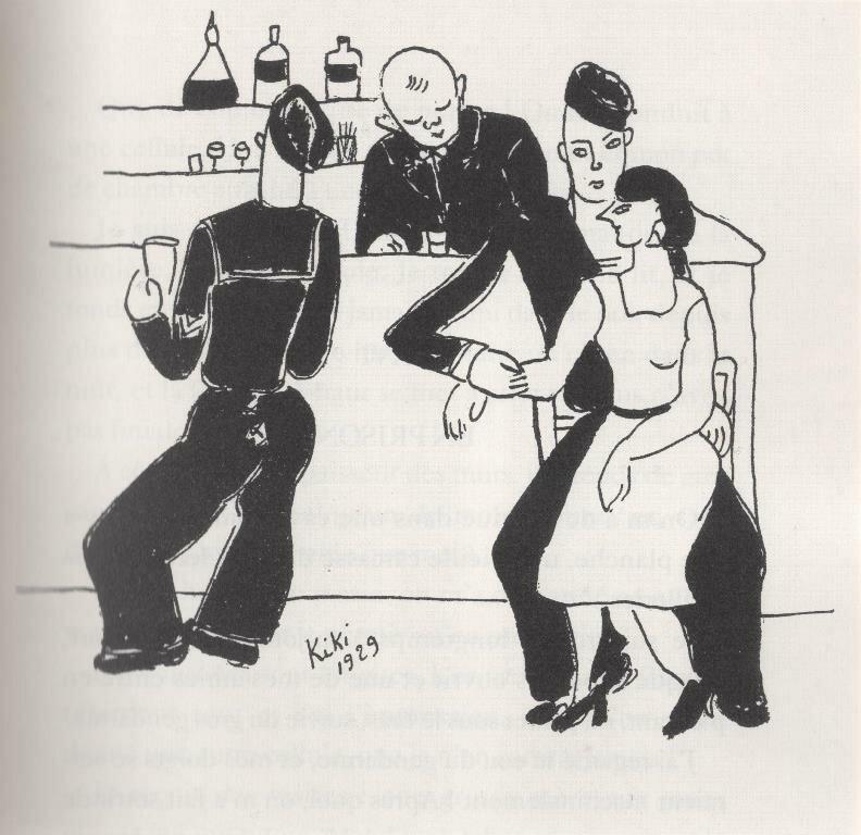 1929. Бар Вильфранш