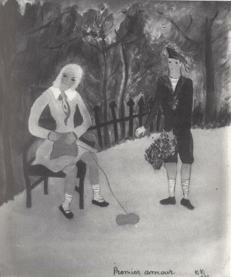 1930. Первая любовь