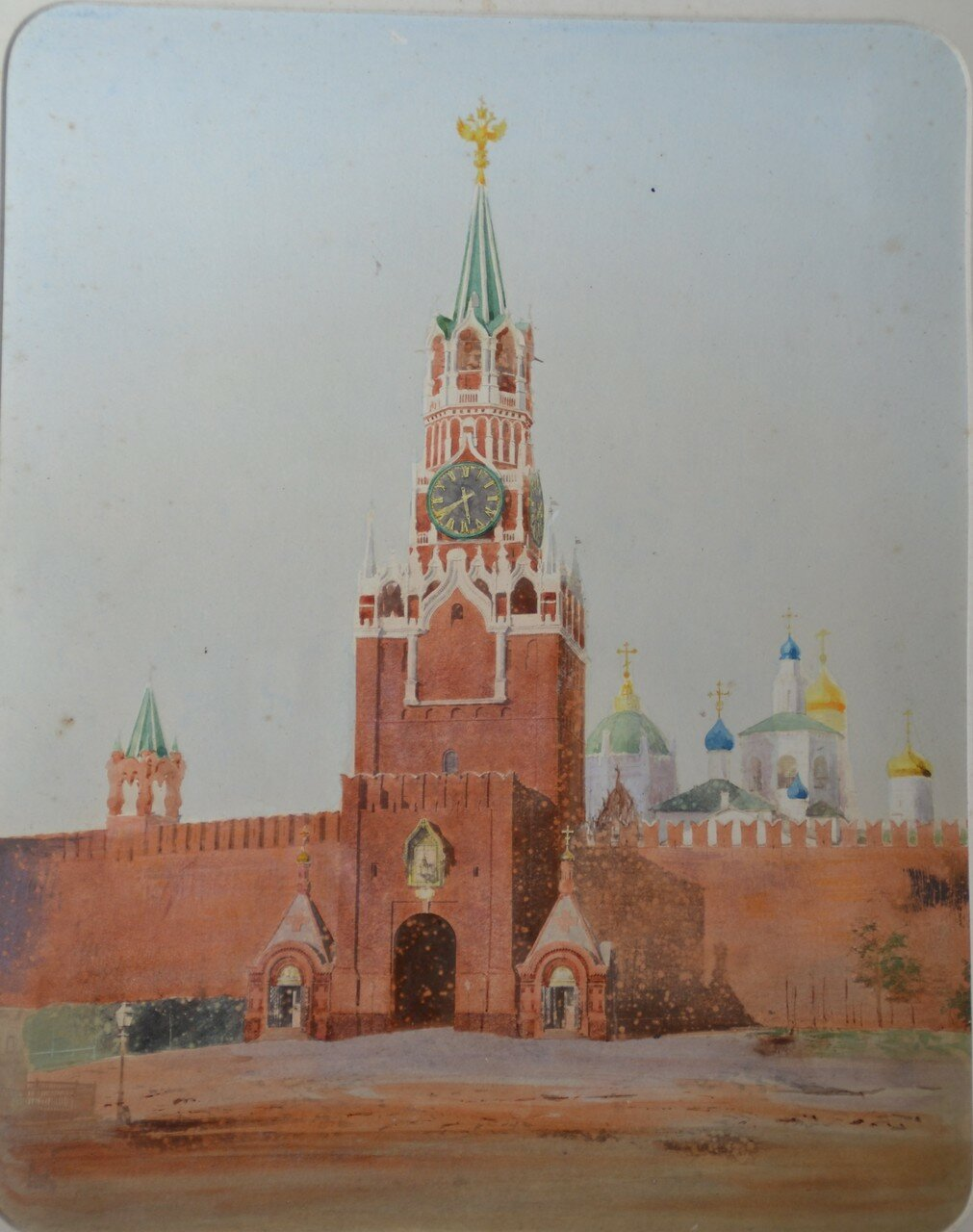 669. Кремль. 1874