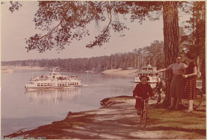 Серебряный бор 1953 год.jpg