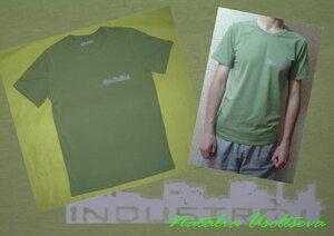 футболка мужская_трикотаж