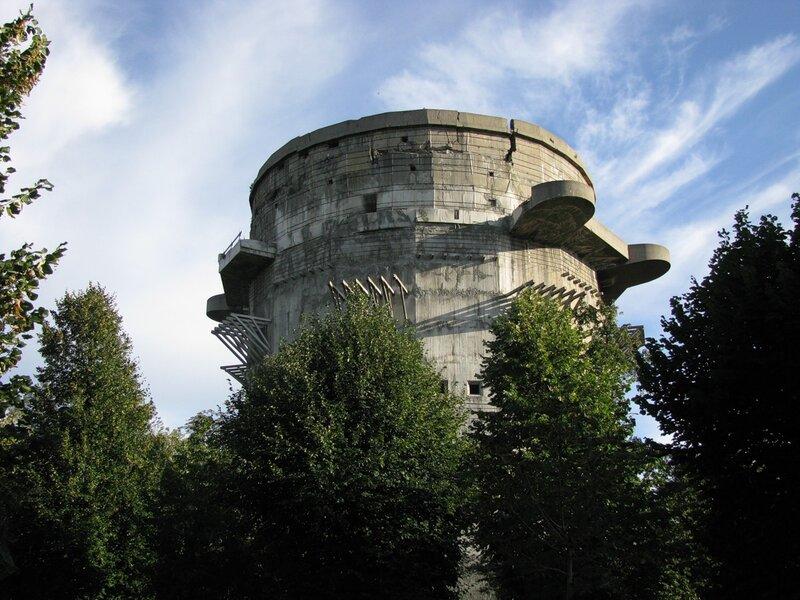 Вена, Аугартен, башня G - 999 1008.jpg