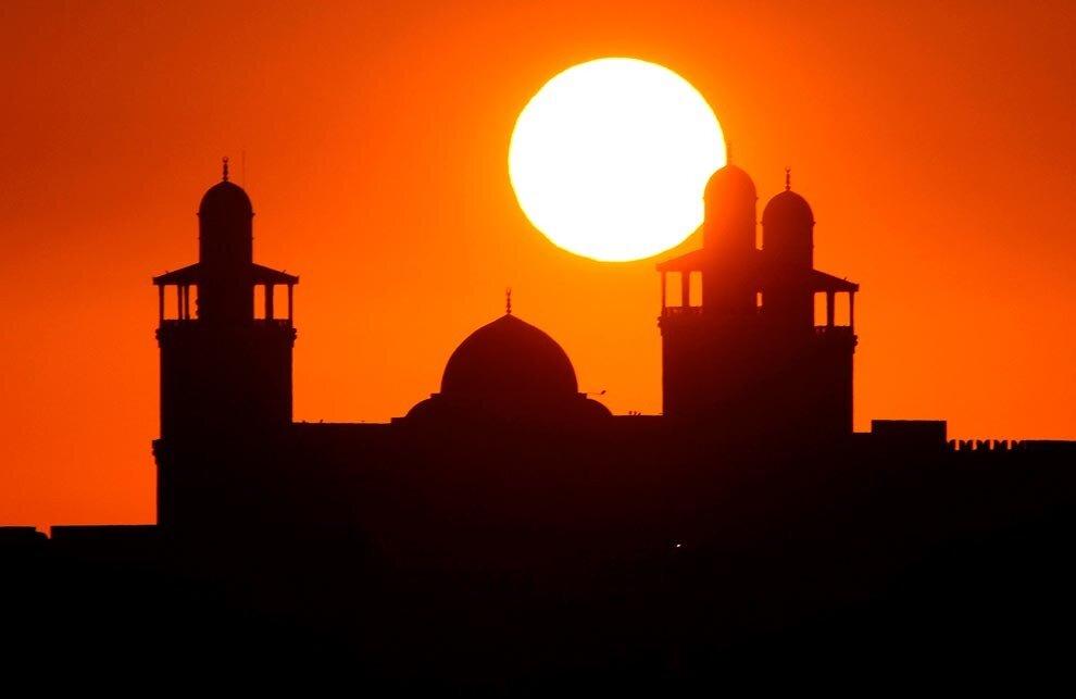 Mideast Jordan Ramadan
