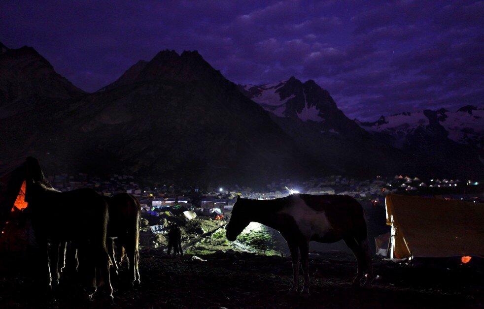 India Kashmir Hindu Pilgrimage