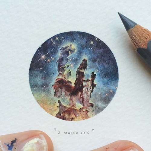 Paintings for ants, Lorraine Loots.jpg