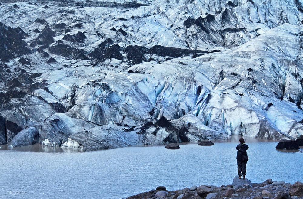 Ледник Solheimajokull