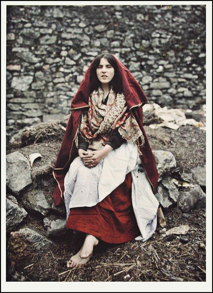Ирландцы.  ( 71 фото )