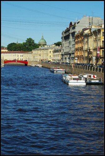 Санкт-Петербург август 2011