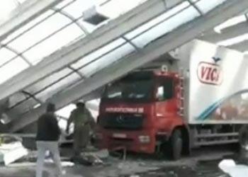 В Киеве при взрыве АЗС погибло 6 человек