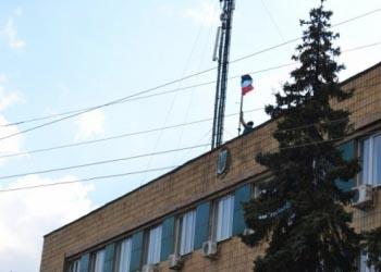 Сторонники федерализации взяли под контроль горсовет Амвросиевки