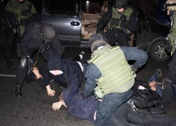 В Харькове задержаны экстремисты, планировавшие теракты на праздники
