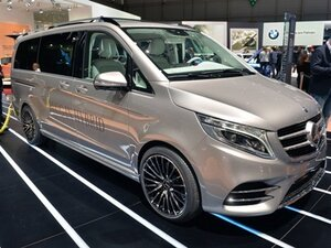Mercedes-Benz презентовал свой концепт Vision