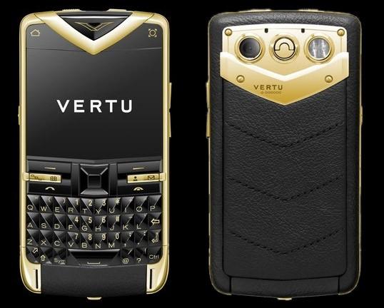Копия «Vertu» не хуже оригинала