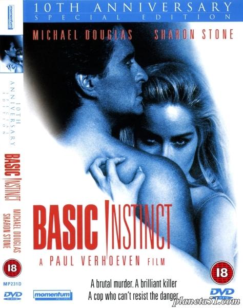 Основной инстинкт / Basic Instinct (1992/HDRip)
