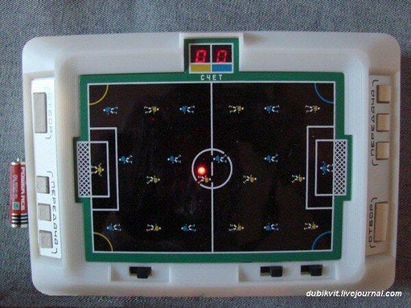 Электроника ИМ-15 футбол фото