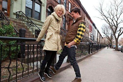 Новая коллекция adidas Originals Осень/Зима 2011