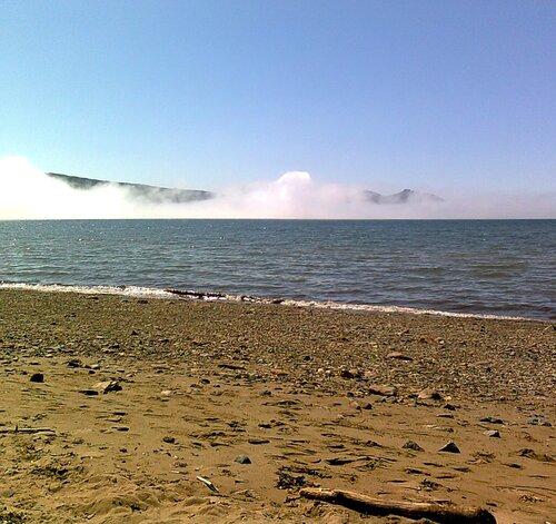Туманная бухта Нагаева