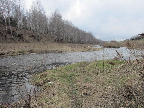 Река Зюзелга вДолгодеревенском