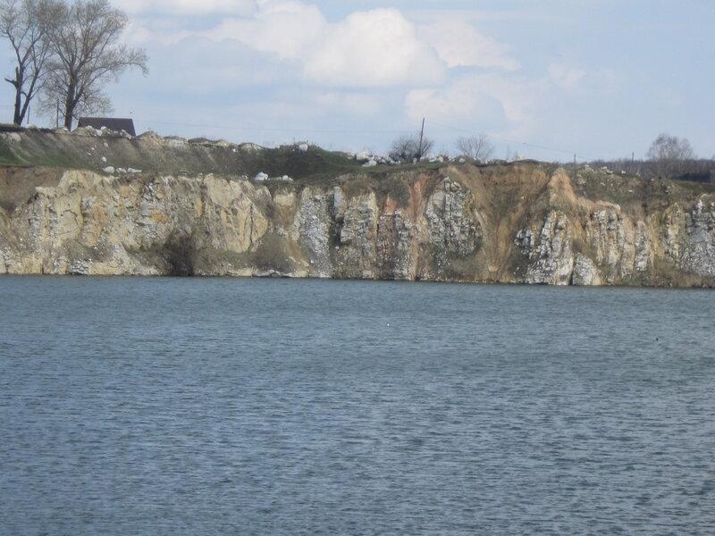 Спокойная вода и отвесные стены (20.05.2014)